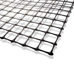 High strength polyester fiber geotechnical grille for road reinforcement
