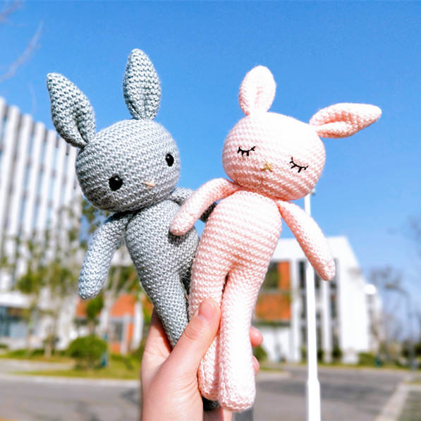 Baby amigurumi Bunny,crochet bunny and crochet toy for a newborn or child gift