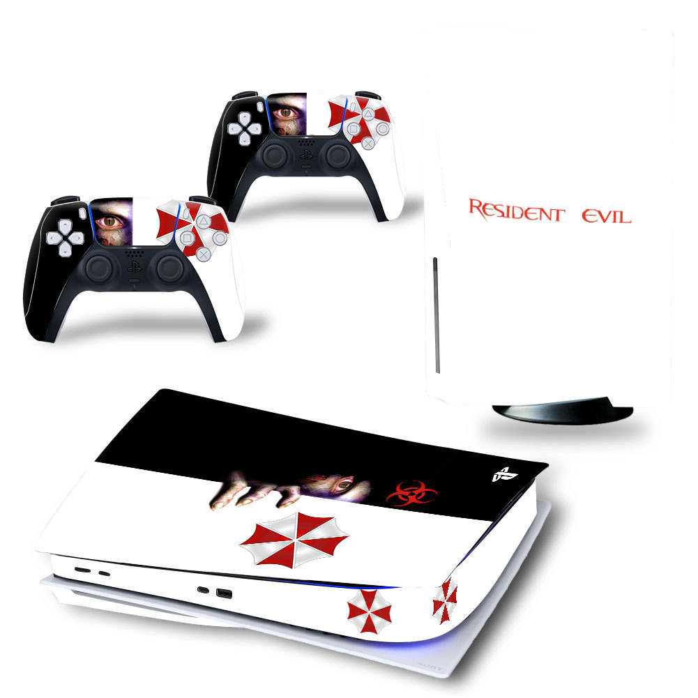 Stickers for ps5 Game Controller Console Joystick Play Station 5 for Playstation 4 Accesories Gaming Accessories