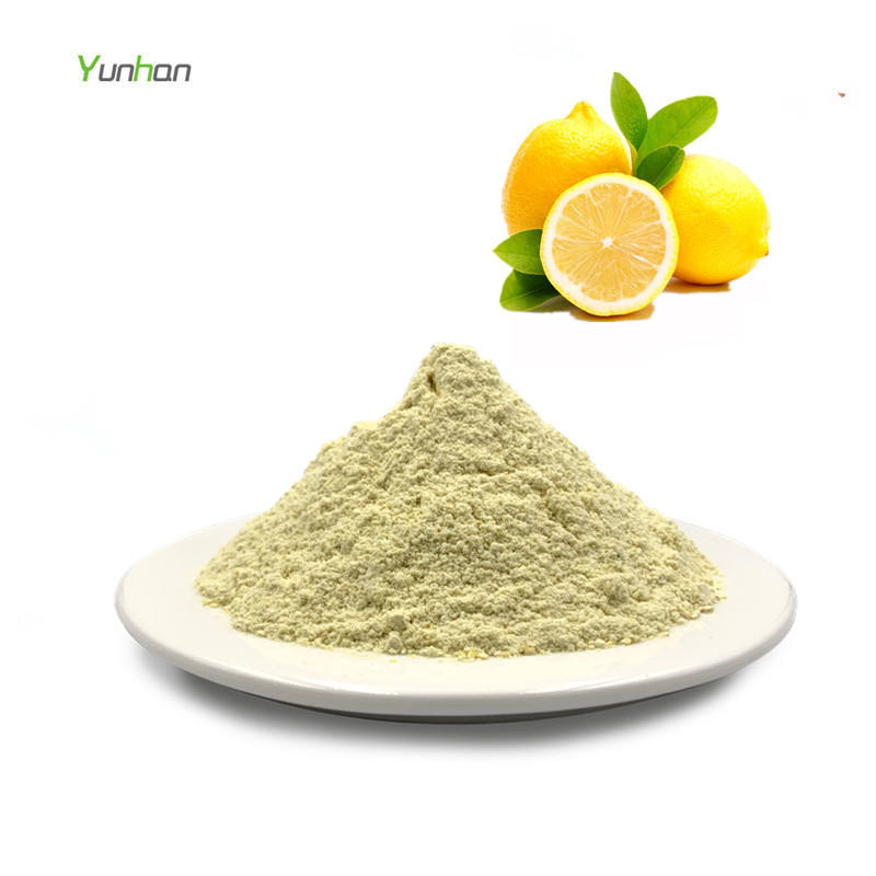 Lemon Fruit Powder Bulk Wholesale Pure Organic Freeze Dried Lemon Powder