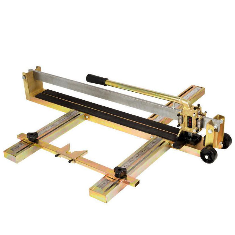 800mm Hand Tools Super Tile Cutter / All Steel Widening Laser Manual Tile Cutter