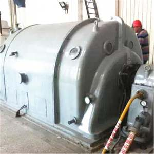 200kw Steam Turbine Power Plant For Electricity Generation
