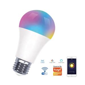 E27/E26/B22 smart glühbirne led wifi google 2,4G wifi 9 watt wifi led-lampe