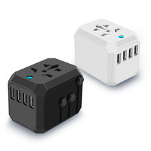 Wonsmart international travel wall plug adapter AC power adapter for global traveling Universal travel adapter