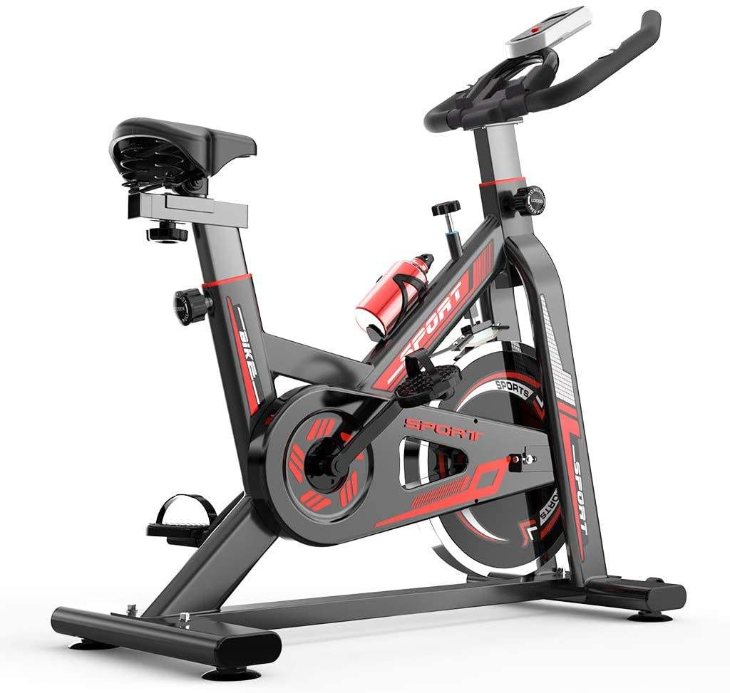 Kmdo Indoor Cycling Fiets Riem Drive Indoor Stationaire Hometrainer