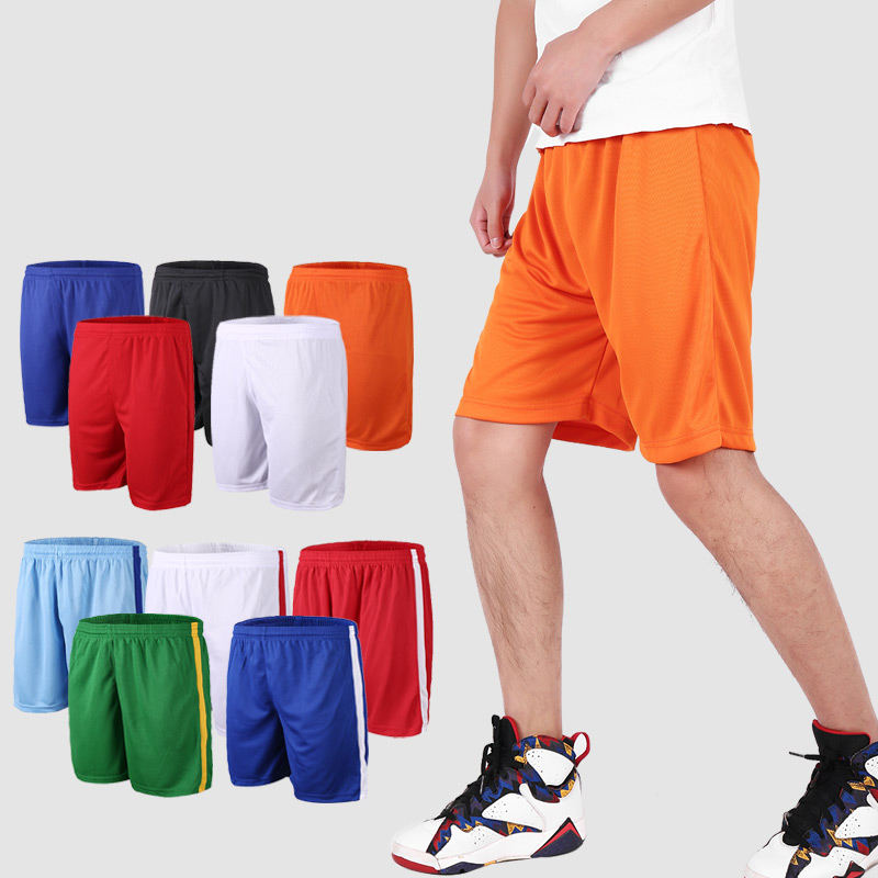 New design Custom Team Soccer Shorts Men Football Training Sports Basketball Shorts