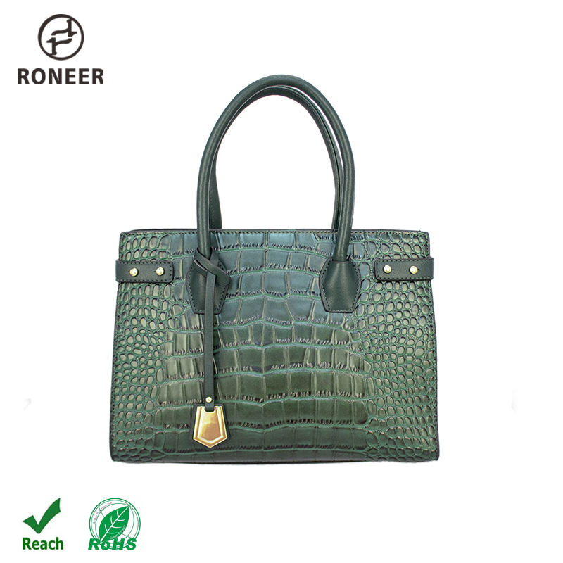 2020 New Hot Selling Exquisite Elegant PU leather hand bag for woman luxury ladies handbags