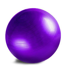 amazon best sellers wholesale PVC yoga ball gym ball pilates fit exercise balls with custom logo