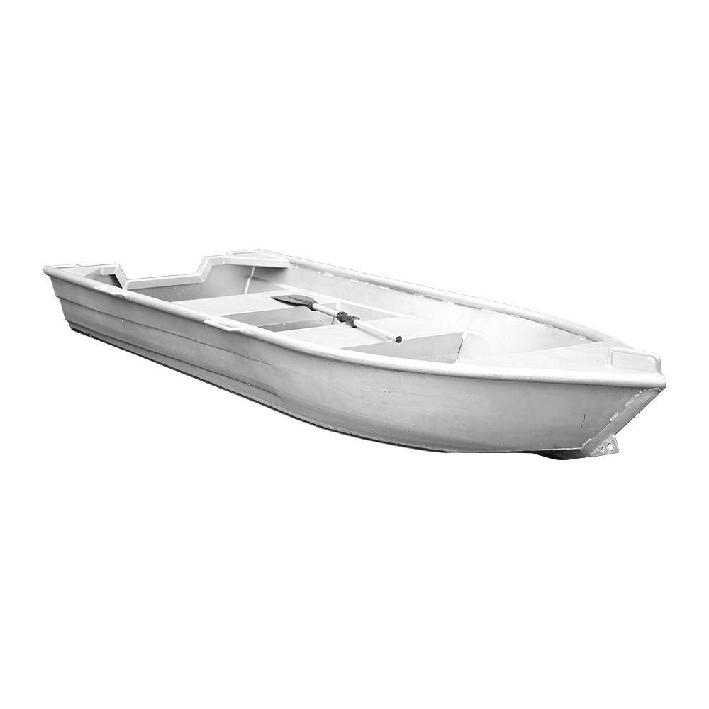 10ft Small Commercial Aluminum Metal Fishing Boat With Paddle For Sale