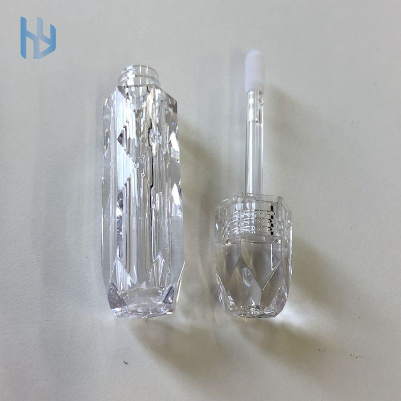 China Supplier Transparent Lip Gloss Packaging Tube