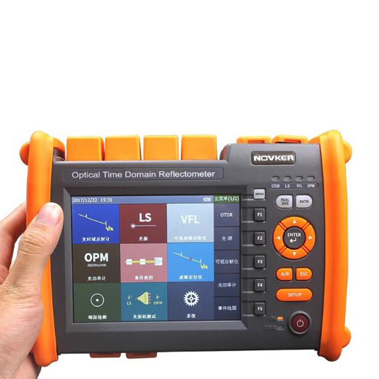 Fiber Optic Handheld Smart OTDR NK5600 OTDR