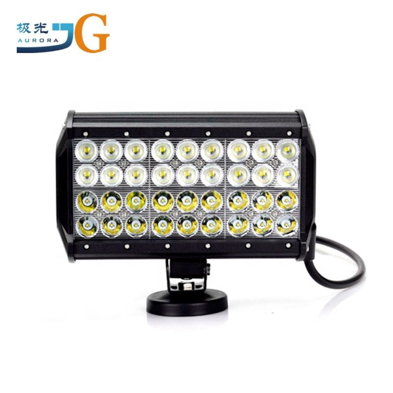 Car Led Headlight LED 108W Used Police Light Bars Motor Accessories Led Driving Light