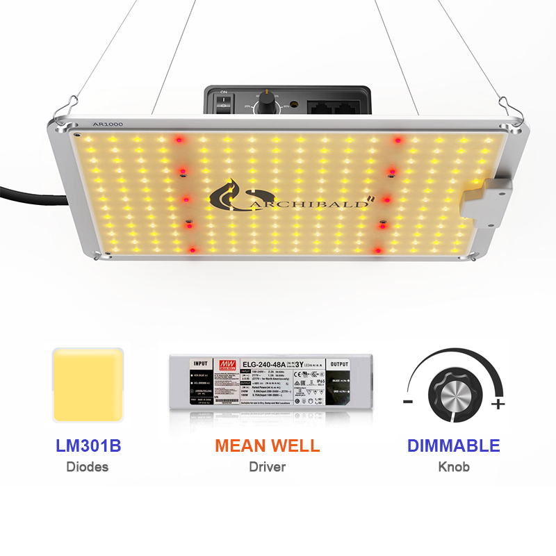 <span class=keywords><strong>סולו</strong></span> 600W Led לגדול אור, Led Agromax לגדול אור הרצועה, מלך Led לגדול אור 1000W