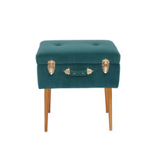 Laynsino New popular Portable Suitcase stool storage stool