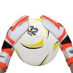 Youth Pink Goalkeeper Soccer Gloves Junior