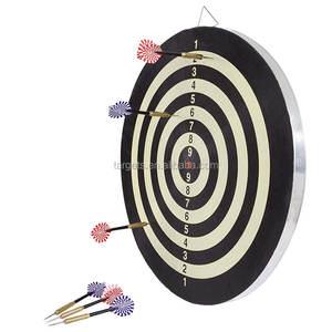 Magnética dardos de plástico ala Dart para fiesta imán tablero de dardos objetivo juego