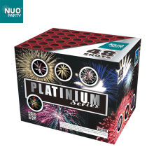 professional fireworks salutes 1.4G 36 shots cakes fireworks for celebration