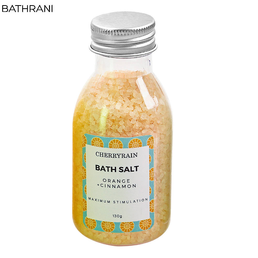 Factory price bath salts bath therapy relaxing strong scent Balt Soak Salt Gift set for spa life
