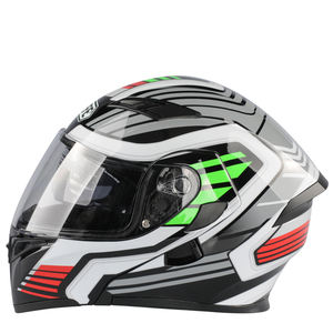 Helmet manufacturer wholesale modular full face motorcycle helmet