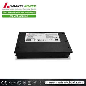 12v dc output 300w dimmable led driver