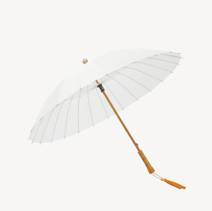 New Design Chinese Parasol Wedding Umbrella For Lady