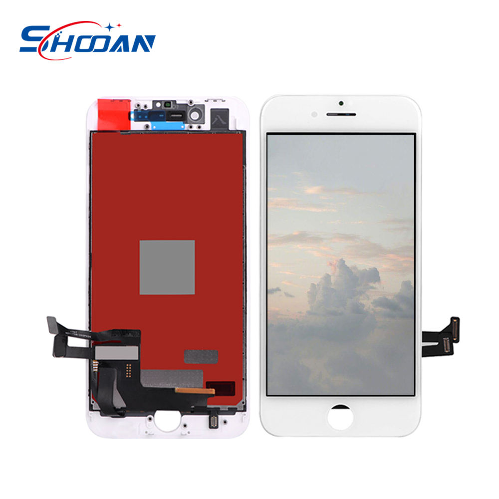 LCD Display+Touch Screen Digitizer Assembly Replacement for iPhone 8,full original from Foxconn