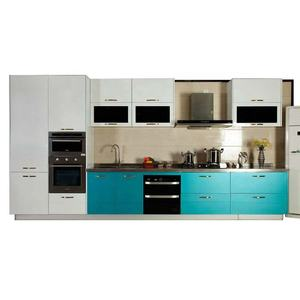 High quclity modern fashion style Personalized stainless steel kitchen cabinet