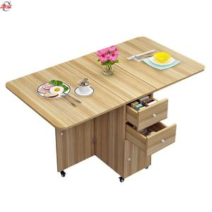 modern wood luxury dinning table set dining room furniture