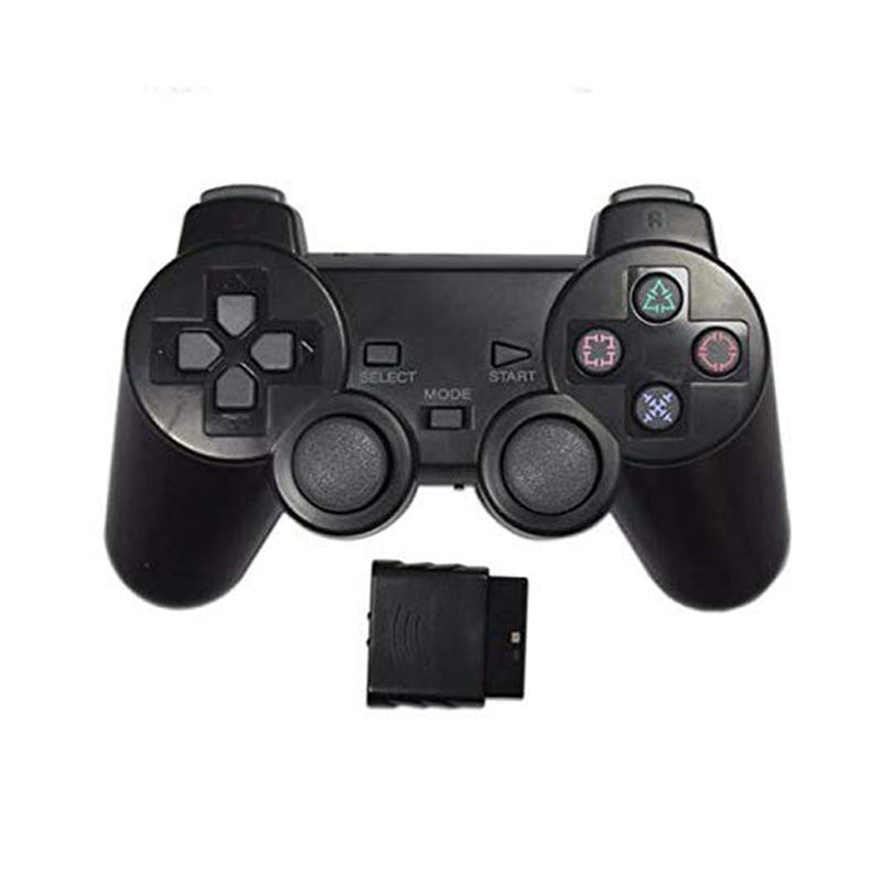 3 in 1 Joystick Controller for Sony PS2 Wireless 2.4G Controller Gamepad For PlayStaion2 Analog Controller Twin Vibration