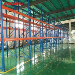 Industrial Warehouse Heavy Duty Adjustable Selective Storage Rack System Pallet Racking