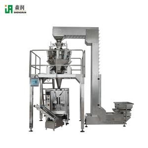 cost effective Snack Food Extruder Corn Puff Rice Cracker Chips Machine
