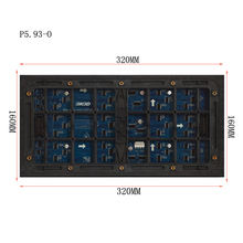 GKGD P2.963 P4 P5 P5.93 P6 P8 P10 outdoor led display RGB  energy-saving IC outdoor advertising led display screen prices