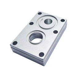 Customized High Precision Cast Iron Die Casting Deflector Products