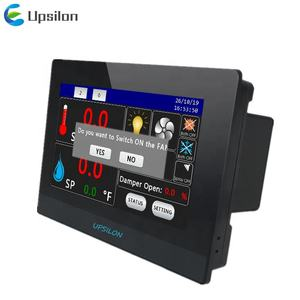7 inch resistive ethernet cheap frame hmi industrial touch panel panel pc