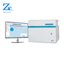 The Latest A5 Si-pin Gold Purity Analyzer Testing Machine