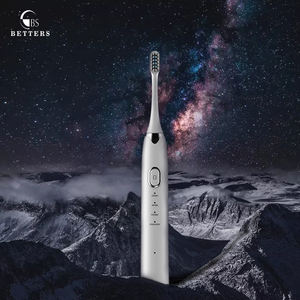 BETTERS sonicare ivismile charcoal metal bamboo silicone electric toothbrush