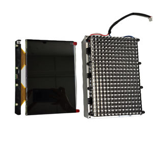 8.9 inch 3840 x 2160 4K TFT Monochrome LCD Panel without backlight for 3D Printer