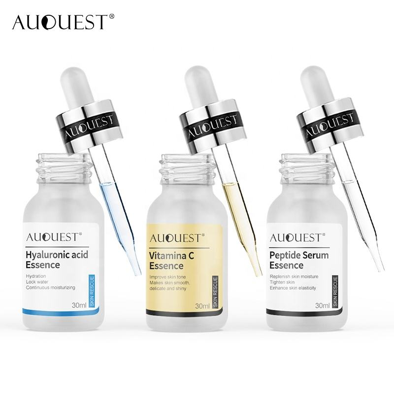 Free Samples Brightening Beauty Serum Skin Care Face Organic Collagen Whitening Pure Vitamin C Serum For Face
