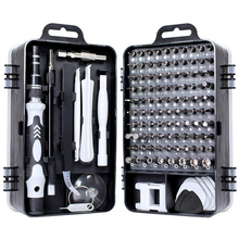 119 in 1 Precision Screwdriver Set Mini Screwdriver Set Magnetic Computer Repair Tool Kit Pc Screwdriver Set with Case