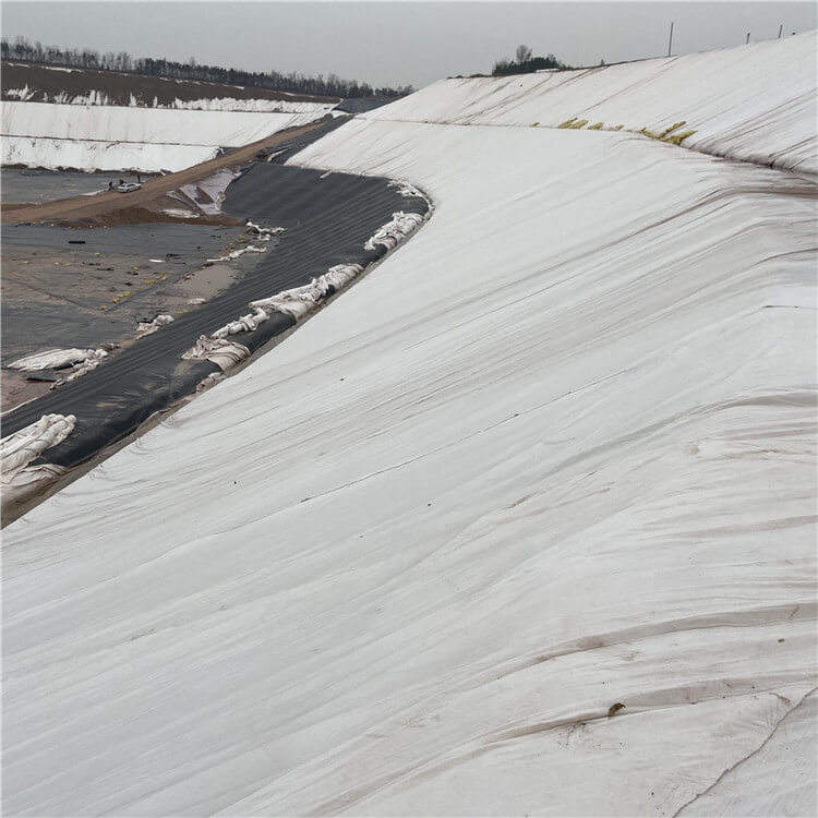 1.5mm Geomembrane Stortplaats HDPE Liner