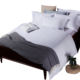 Best Price Luxury Cotton Bed Sheet Hotel Bedding Set