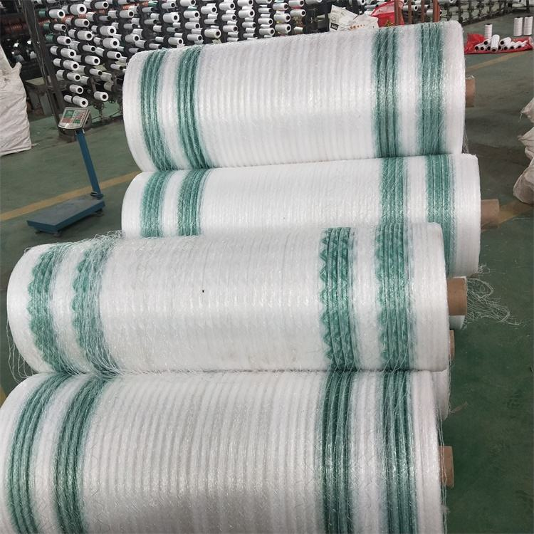 100% virgin HDPE uv protection pallet /hay bale wrap net for sale