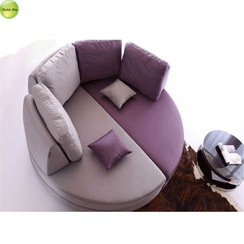 latest cheap round sofa bed designs