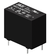 12v dc 10a 250vac power relay 4 Pins hke