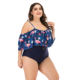 Custom Plus Size High Quality Sexy Girl Bathing Suit Swimwear Swimsuit Women Swimming Suit