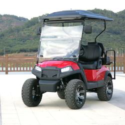 Family transport 2 seats /4 seats smart golf cart street legal electric vehicles full warranty