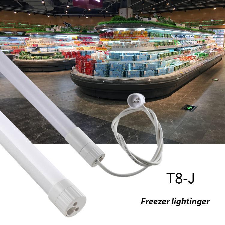 Led Refrigerator Light OEM Design LED Commercial Freezer Lighting Refrigerator LED Tube Light
