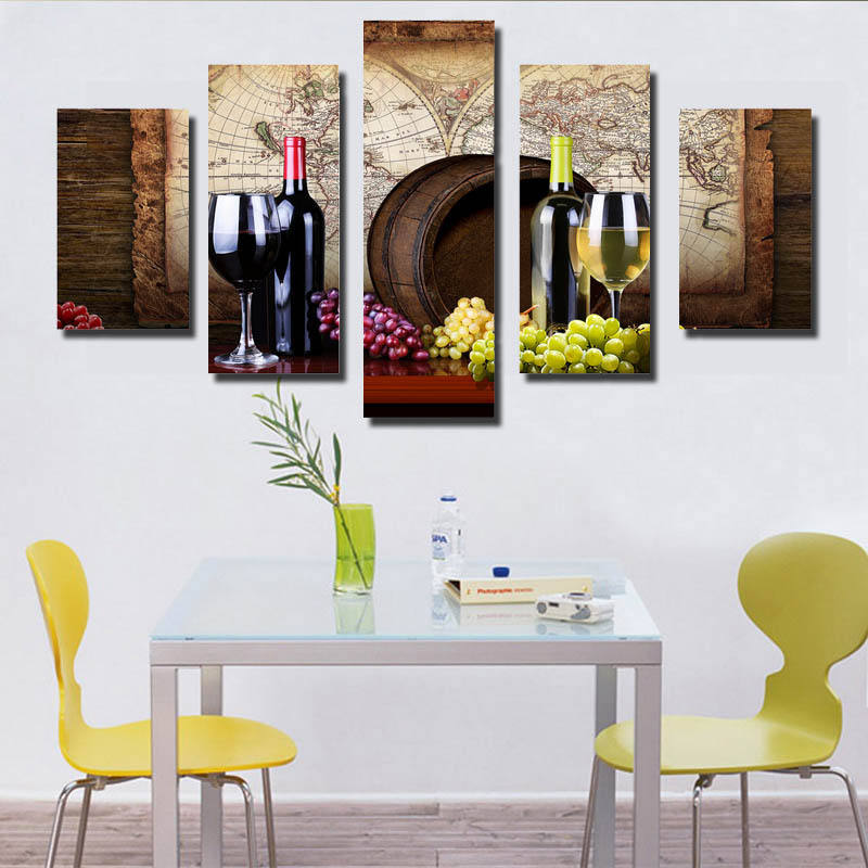 Art Wall Picture Beautiful Canvas Abstract Home Decor Print Photo Printing Living Room Decoration Oil Painting