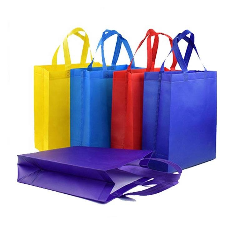 China Cheap Bag Ecological Promotional Non Woven Bag For Shopping