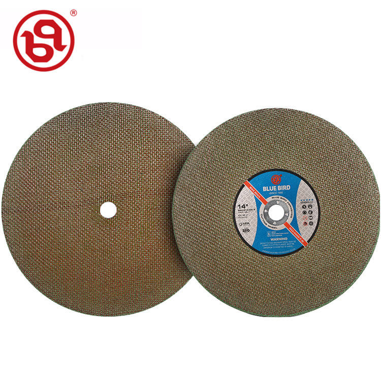 Free Sample abrasive disc cutting machine, inox stainless steel cutting disc raw materials